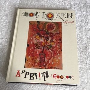 Other - Anthony Bourdain Appetites Cookbook